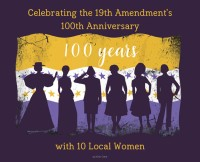 Celebrating the 19th Amendment's 100th Anniversary