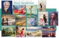 About the Artist - Steve Henderson