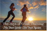 The Joys of Cross-Training: Mix Your Sports, Nix Your Injuries
