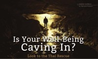Is Your Well-Being Caving In?