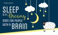 Sleep is a Dreamy State