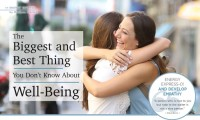 The Biggest and Best Thing You Don't Know About Well-Being