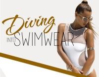 Diving into Swimwear