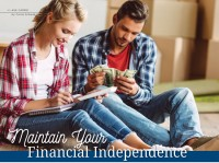 Maintain Your Financial Independence