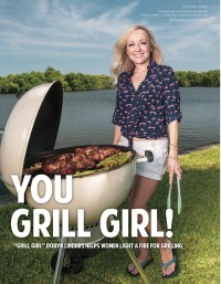 You Grill Girl!