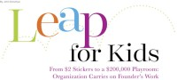 Leap for Kids