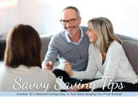 Savvy Saving Tips
