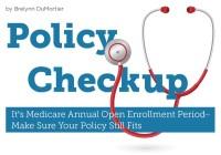 Policy Checkup