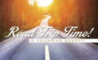 Road Trip Time