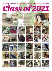 Paisley's Annual Pet Yearbook 2021