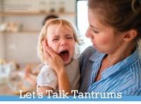 Parenting November 2020: Let's Talk Tantrums